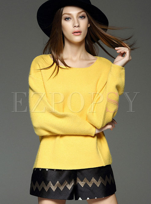 Casual Loose Fashion Sweater