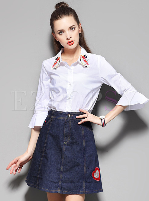 Find great deals on eBay for a line blouse. Shop with confidence.