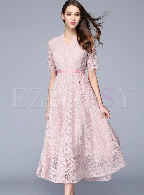 Short Maxi Dresses