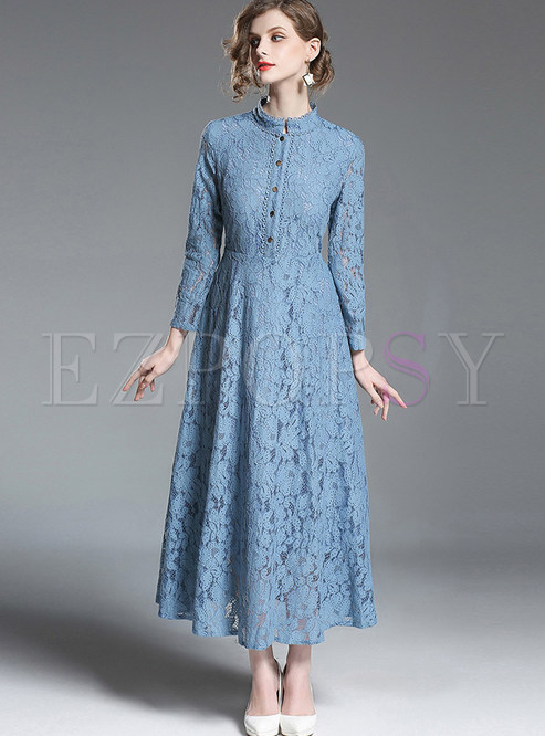 Round neck bow plain bodycon dress