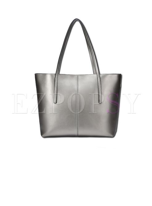 Brief High-capacity Top Handle Bag