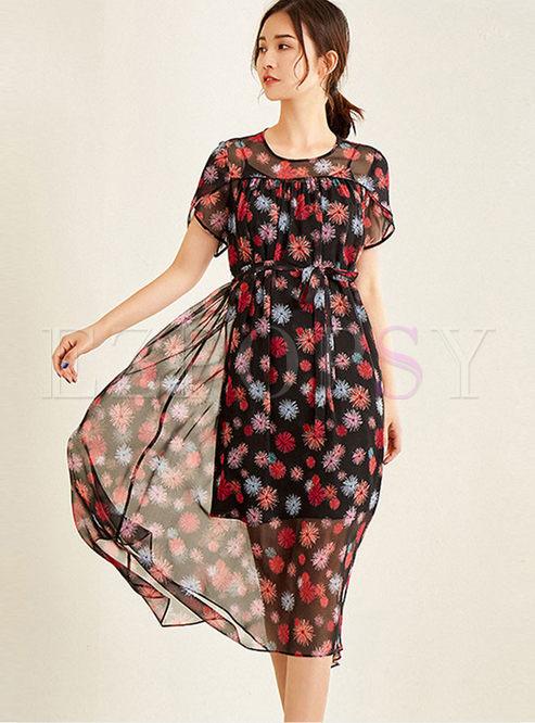 Short Hem Dress