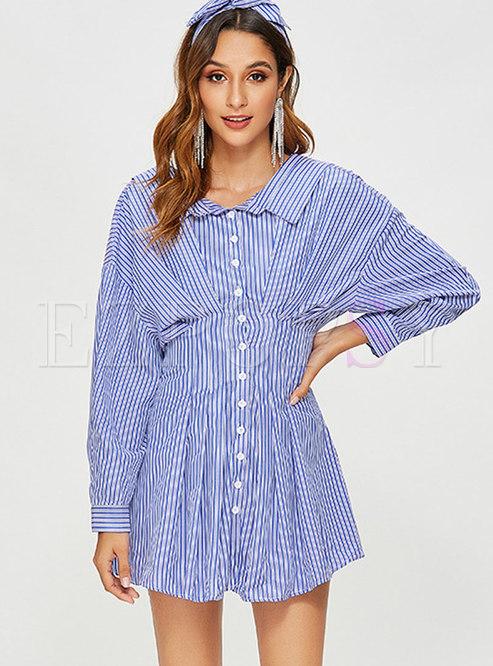 Bat Sleeve High Waisted Bandage T-shirt Dress