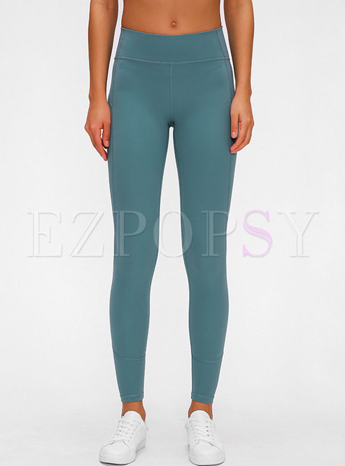 High Waisted Tight Workout Yoga Pants