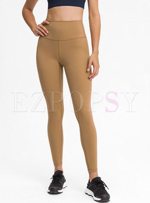 High Waisted Tight Yoga Pants