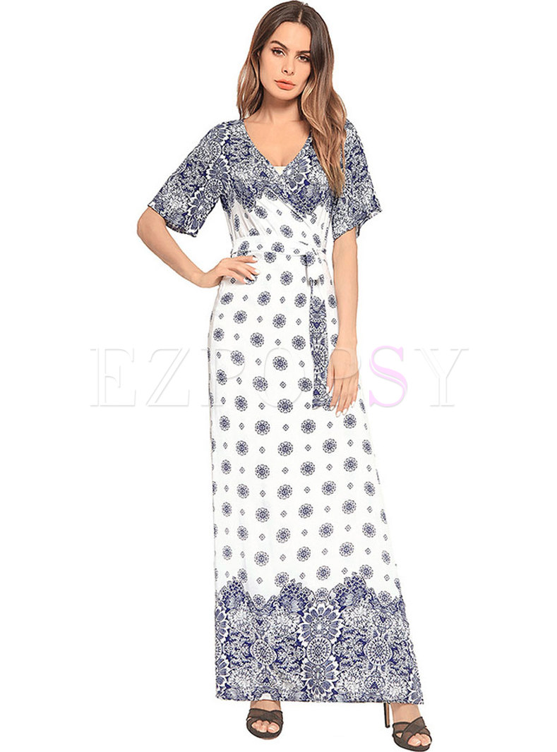 c69784ad240 Edith Floral Long Sleeved Maxi Dress   Collections   French Connection