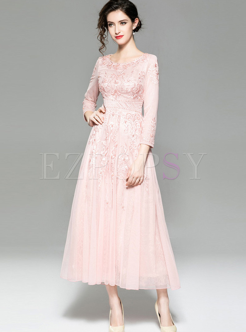 2aa6e2f3dd6 Long Sleeve Maxi Cocktail Dresses - gaurani.almightywind.info
