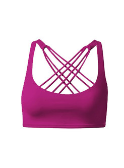 Sexy Dry Fit Fitness Runing Yoga Sport Bra