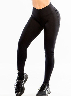 Casual Tight Elastic Dry Fit Fitness Yoga Pants
