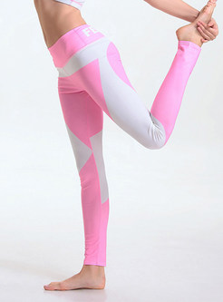 Brief Hit Color Tight Elastic Bottoms