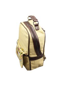 Cute Cartoon Embroidery Backpack