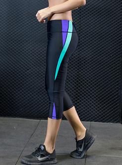 Sport Sheath Yoga Calf-length Pants