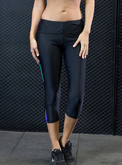 Sport Sheath Yoga Calf-length Pants