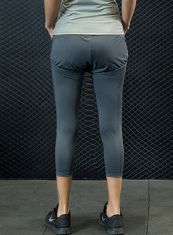 Stylish Yoga Sheath Quick-dry Bottoms