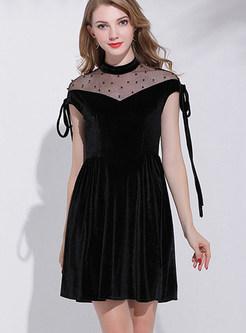 Sexy black tie dresses