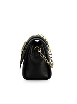 Fashion Leather Magnetic Lock Chain Crossbody Bag