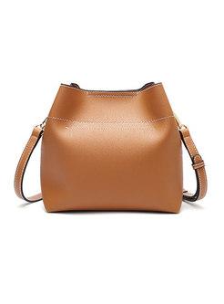 Casual Easy-matching Crossbody & Bucket Bag
