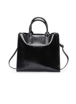 Brief High-capacity Crossbody & Top Handle Bag