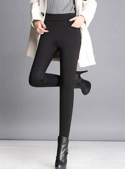 3f627d113ca ... Winter Plus Velvet Thick Plus Size Warm Pants ...