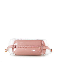 Trendy Sweet All-matched Perspective Crossbody Bag