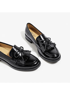 Women Daily Spring/fall Flat Heel Loafers