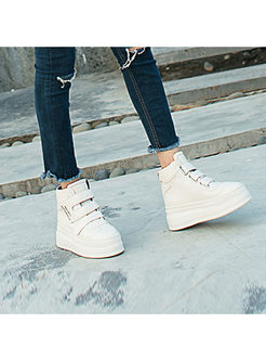 Winter Stylish Platform Daily Ankle Boots