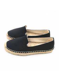 Casual Women Flat Heel Daily Loafers