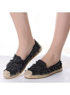 Stylish Breathable Tassel Summer Shoes
