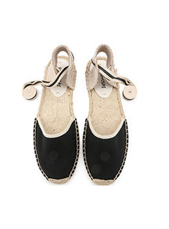 Summer Tied Fisherman Flat Shoes