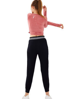 O-neck Long Sleeve Quick-drying Tracksuit