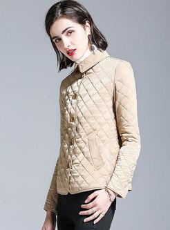 Slim Diamond Short Lightweight Jacket