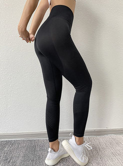 High Waisted Tight Quick-drying Yoga Pants