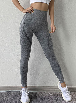 High Waisted Tight Quick-drying Sport Pants