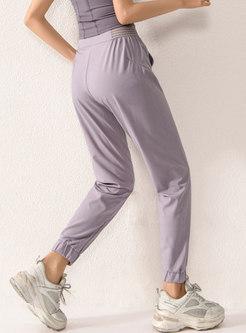 High Waisted Loose Breathable Yoga Pants