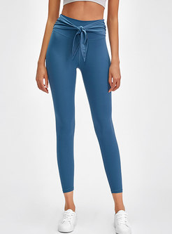 High Waisted Tight Hip-lifting Yoga Pants