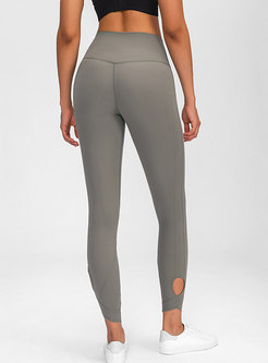 High Waisted Tight Sports Yoga Pants