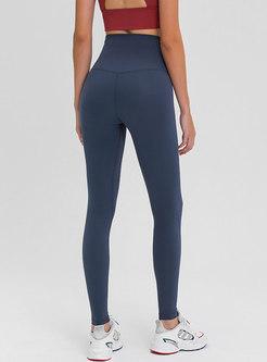 High Waisted Hip-lifting Yoga Pants
