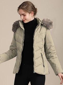 Long Sleeve Short Lightweight Coat