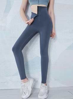 High Waisted Quick-drying Tight Yoga Pants