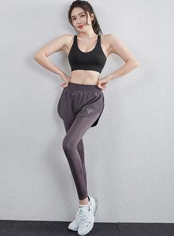 High Waisted Quick-drying Yoga Pants